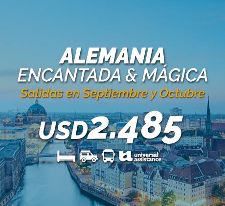 ALEMANIA ENCANTADA & MÁGICA