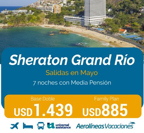 SHERATON GRAND RIO