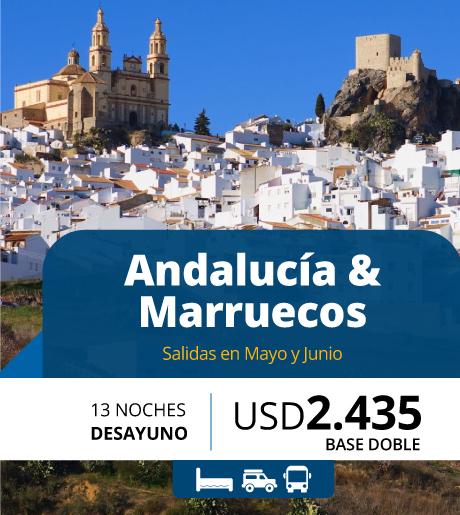 Andalucía y Marruecos