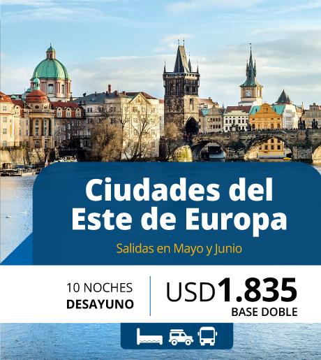 Ciudades del Este de Europa