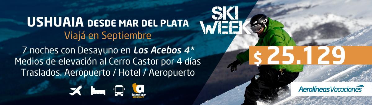 Ushuaia Ski Week